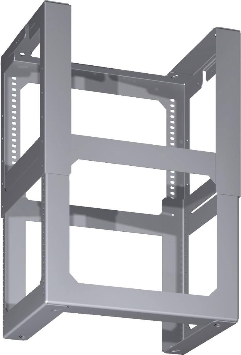 Siemens LZ12510 Montageturmverlängerung 500 mmDunstabzugshauben-Zubehör