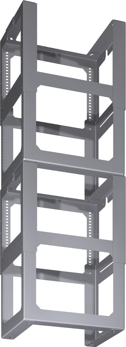 Siemens LZ12530 Montageturmverlängerung 1000 mmDunstabzugshauben-Zubehör