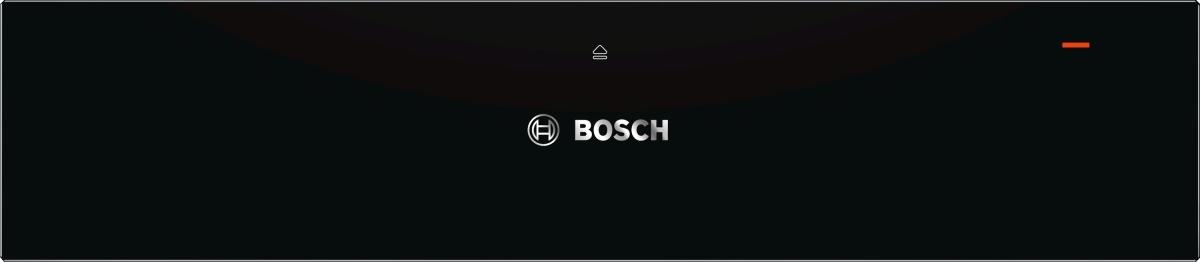 Bosch BIC630NB1Einbau-Wärmeschublade 14cm hoch