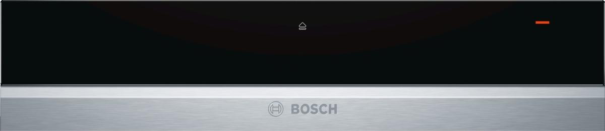 Bosch BIC630NS1 Wärmeschublade Edelstahl-schwarz