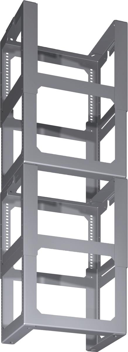 Bosch DHZ1253 Montageturmverlängerung 1000 mmDunstabzugshauben-Zubehör