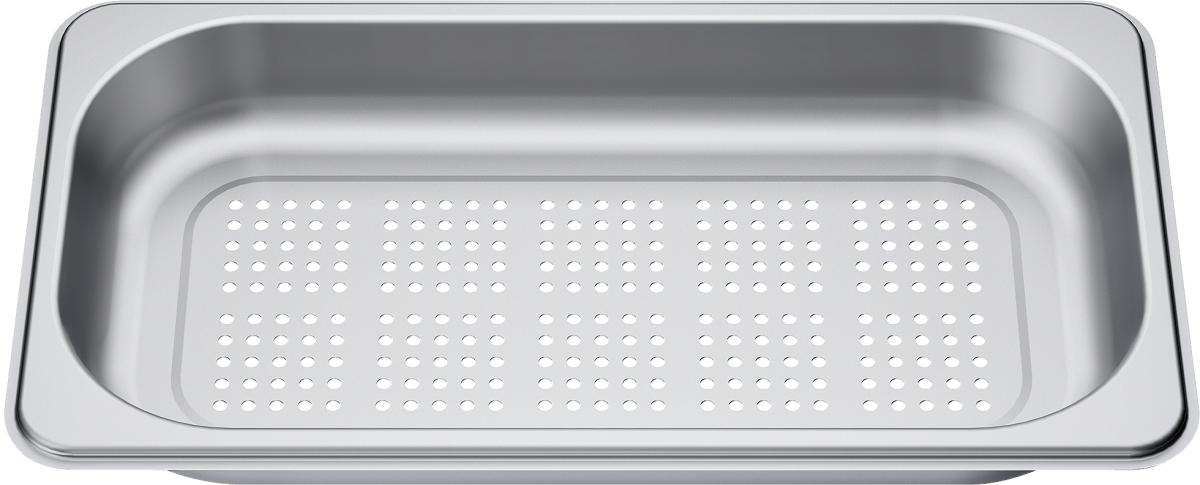 Bosch HEZ36D163GDampfbehälter gelocht, Größe SHerde/Backöfen-Zubehör