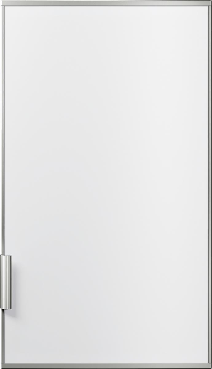 Siemens KF30ZAX0Dekortüre mit Alurahmen und Griff passenKühl-/-Gefriergeräte-Zubehör