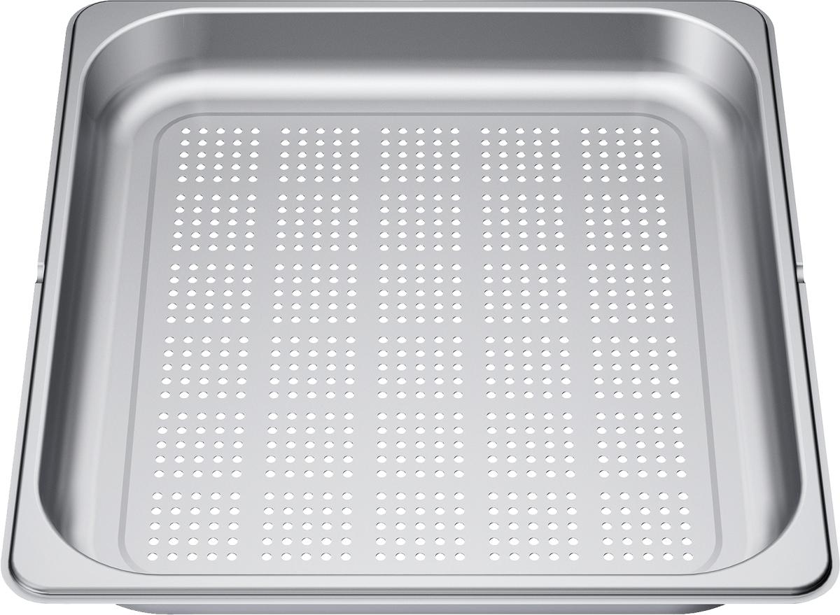 Neff Z13CU41X0Dampfbehälter, gelocht, Größe LHerde/Backöfen-Zubehör