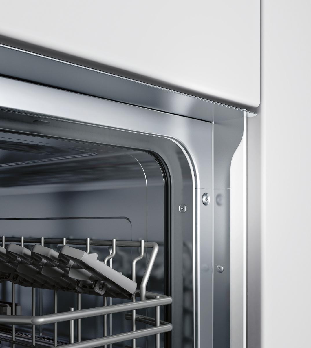 Siemens SZ73045 Sonderzubehör für Geschirrspüler Edelstahlverblendungssatz 86,5cm Höhe
