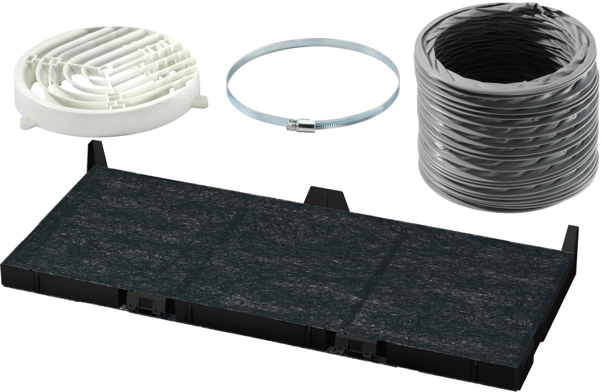 Neff Z54TS02X0 Starterset f.UmluftbetriebDunstabzugshauben-Zubehör