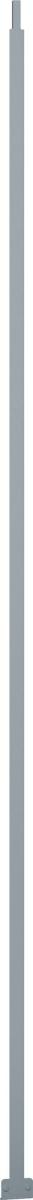 Siemens KS39ZAL00 Zubehör Kühlschränke Verbindungssatz inox look, 203cm Höhe, kürzbar