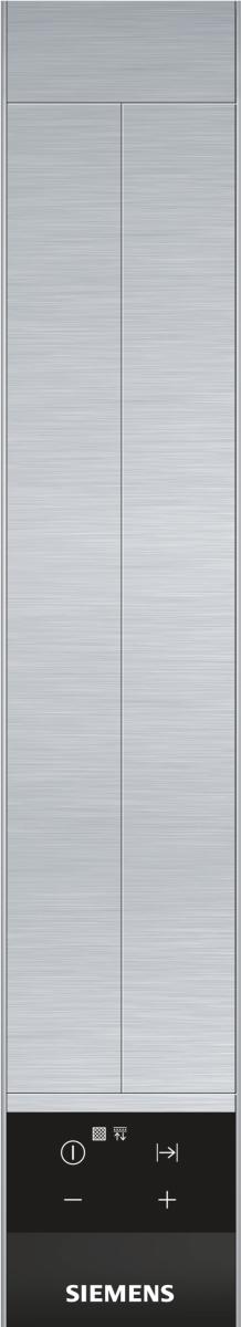 Siemens LF16VA570 Edelstahl Tischlüftung