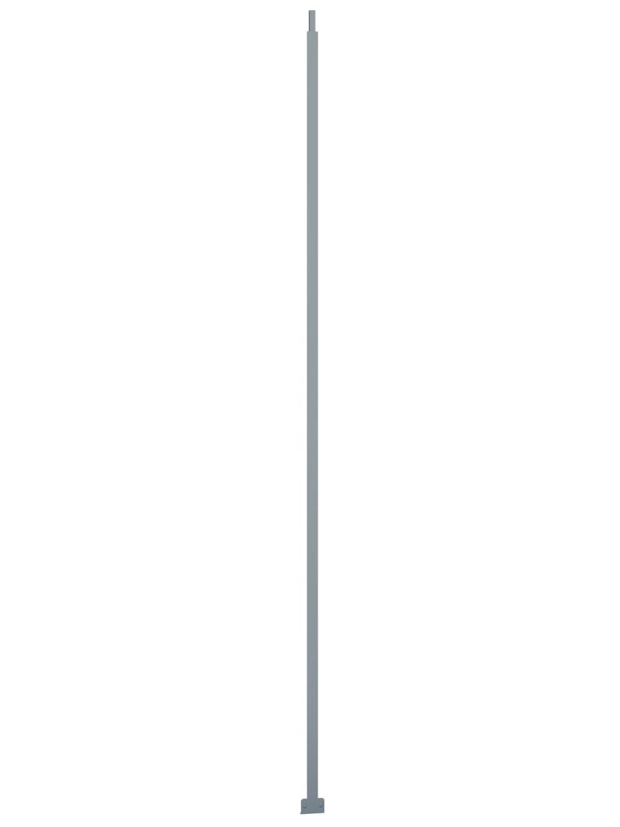 Bosch KSZ39AL00 Zubehör Kühlschränke Verbindungssatz inox look, 203cm Höhe, kürzbar