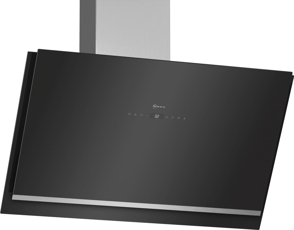 Neff DIKP951S ( D95IKP1S0 )- Schräg-Esse für Wandmontage 90cm Intensivstufe 740 cbm/h