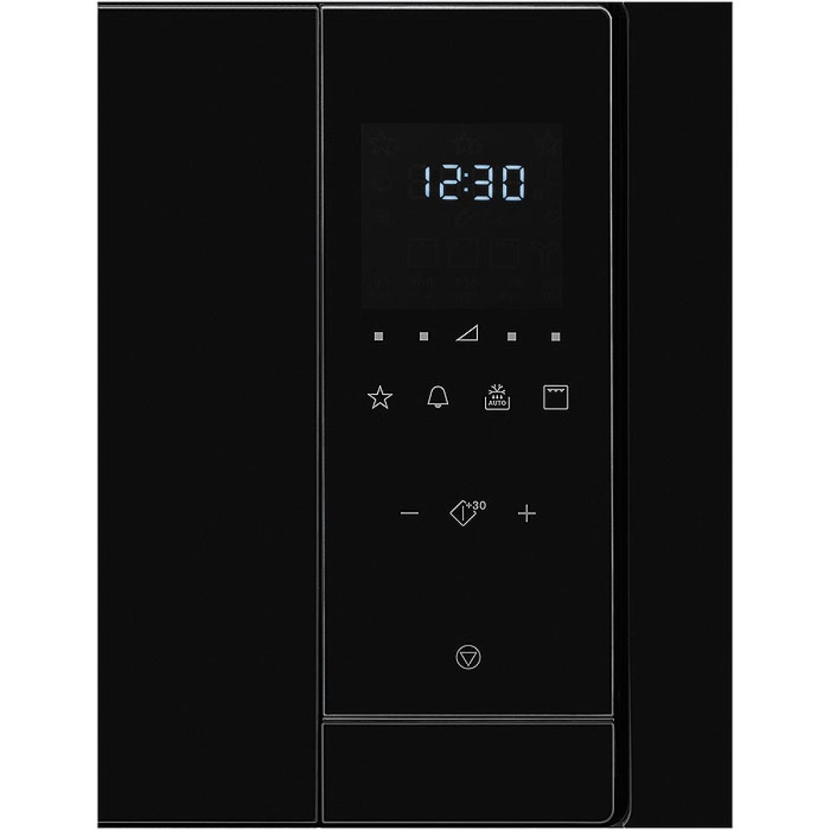 aeg msb2547d m einbau mikrowelle 38cm nischenh he f r hochschrank nicht f r h ngeschr nke. Black Bedroom Furniture Sets. Home Design Ideas