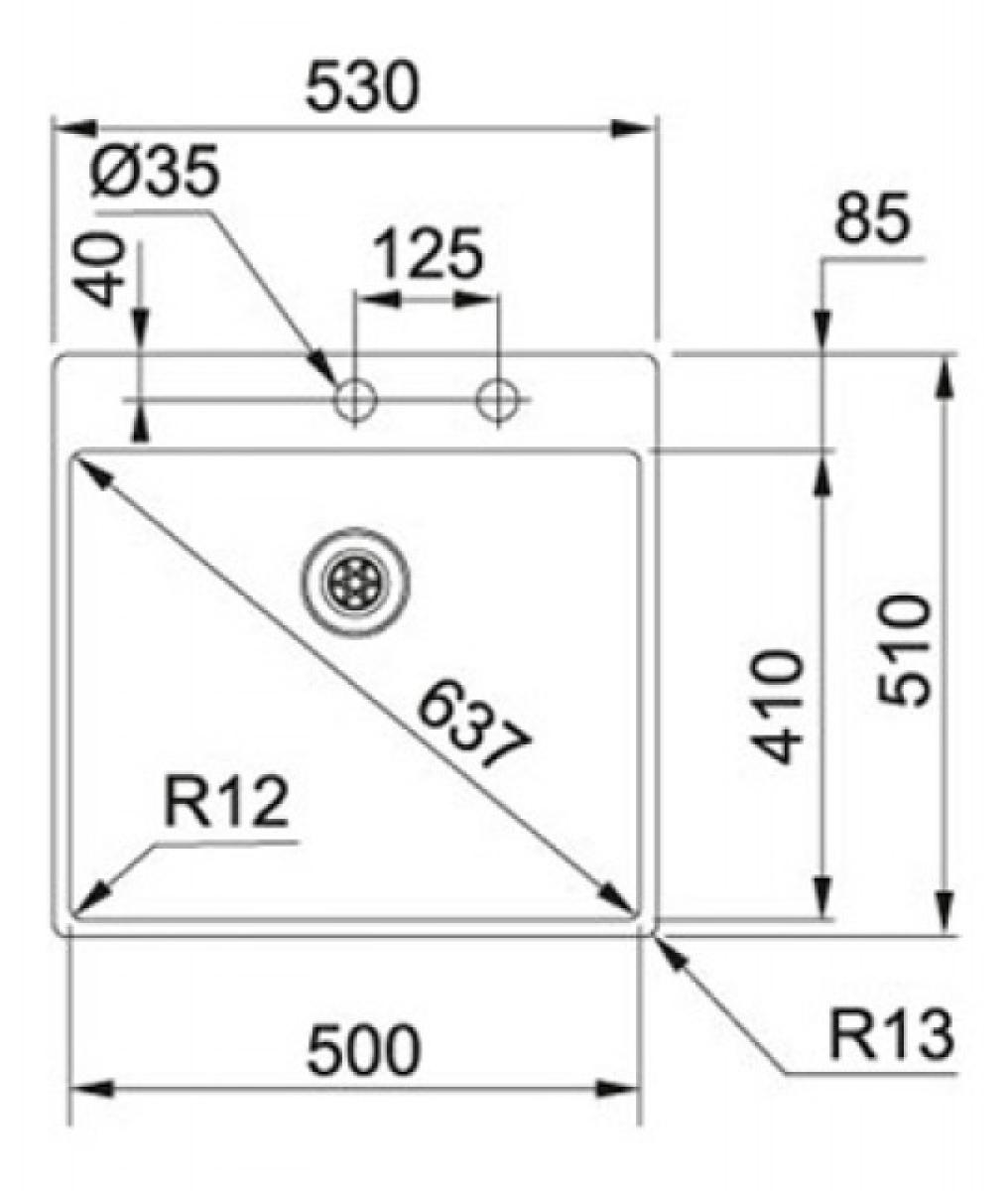 franke box bxx 210 50a g nstig kaufen. Black Bedroom Furniture Sets. Home Design Ideas