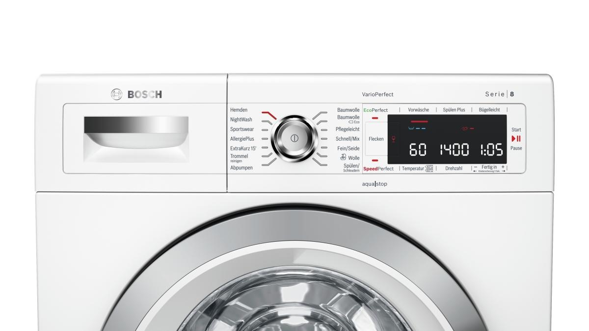 bosch waw325e27 exclusiv mk waschmaschine stiftung. Black Bedroom Furniture Sets. Home Design Ideas