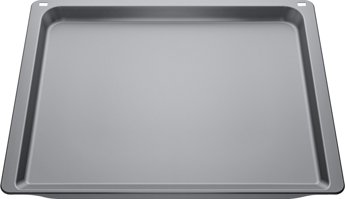 Siemens HZ531000 Backblech, emailliert, grau