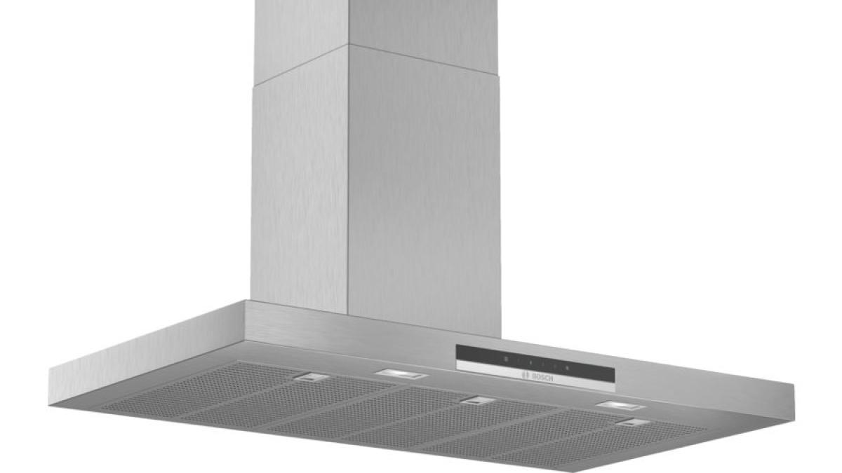 Bosch DWB97IM50 Wandesse, 90 cm Box-Design EdelstahlEEK: B