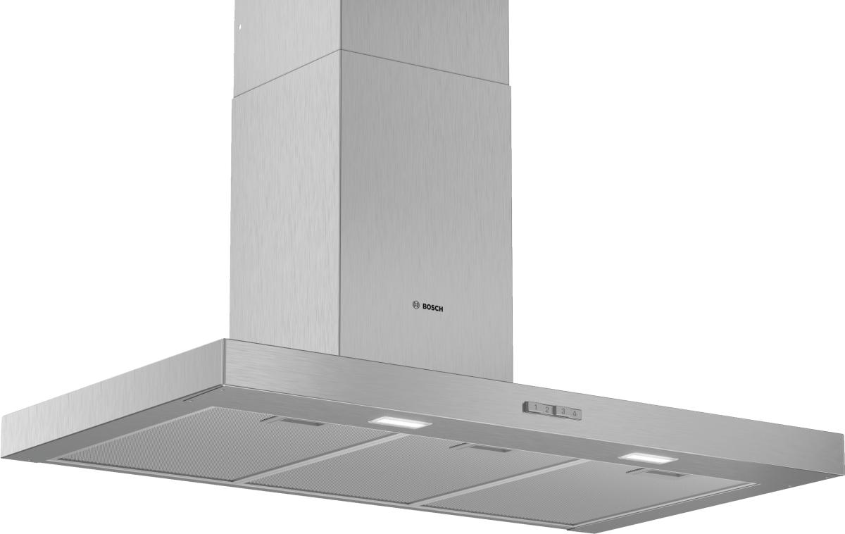 Bosch DWB96BC50 Wandesse, 90 cm Box-Design EdelstahlEEK: A