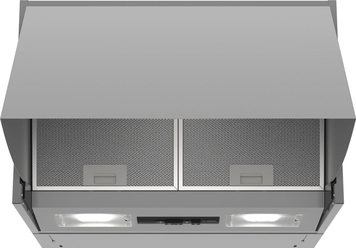 Bosch DEM63AC00 Zwischenbauhaube 60 cmsilber