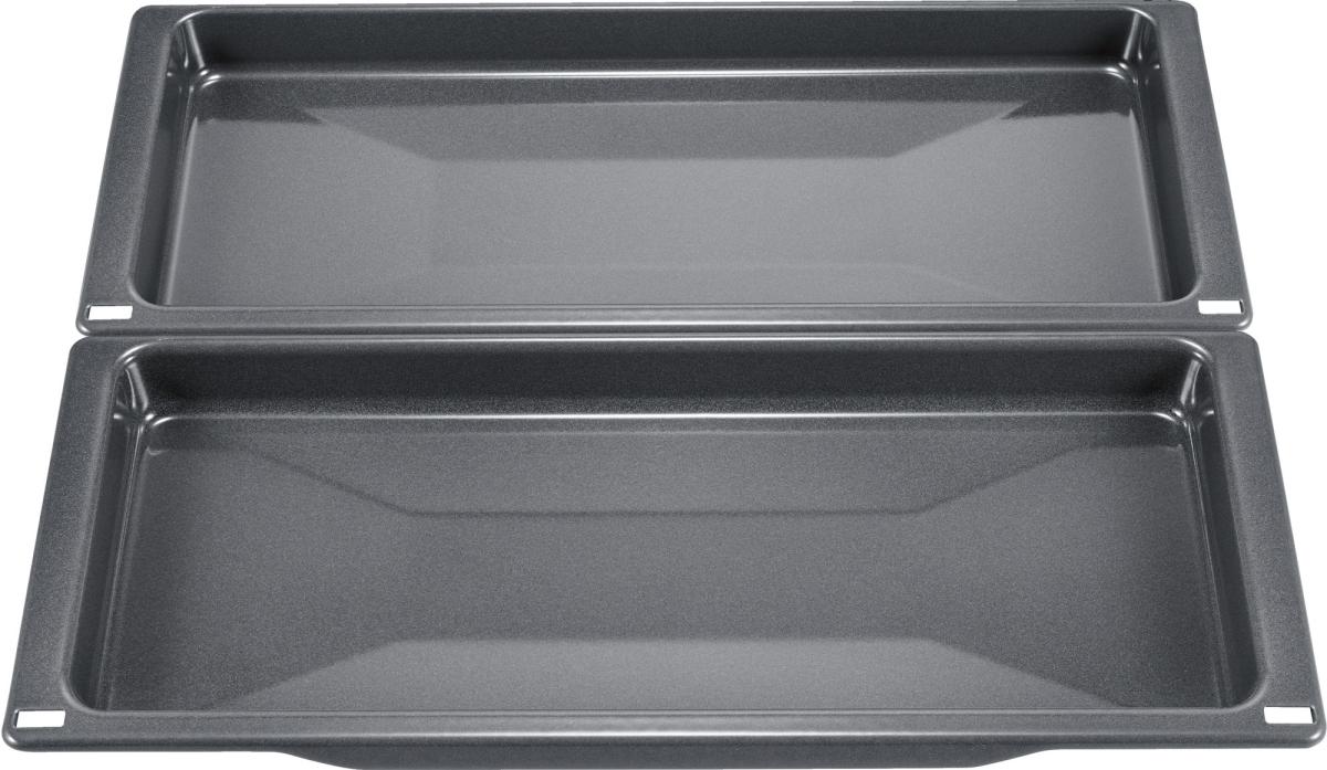 Bosch HEZ530000 2 Universalpfannen, schmales Format
