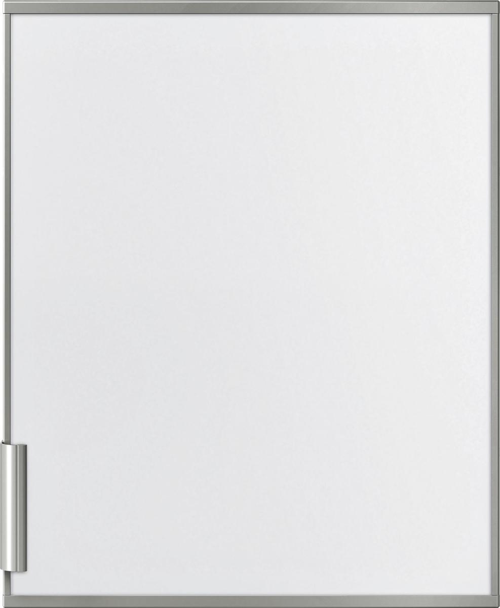 Bosch KFZ10AX0 Zubehör Kühlschränke Türfront mit Alu-Dekorrahmen
