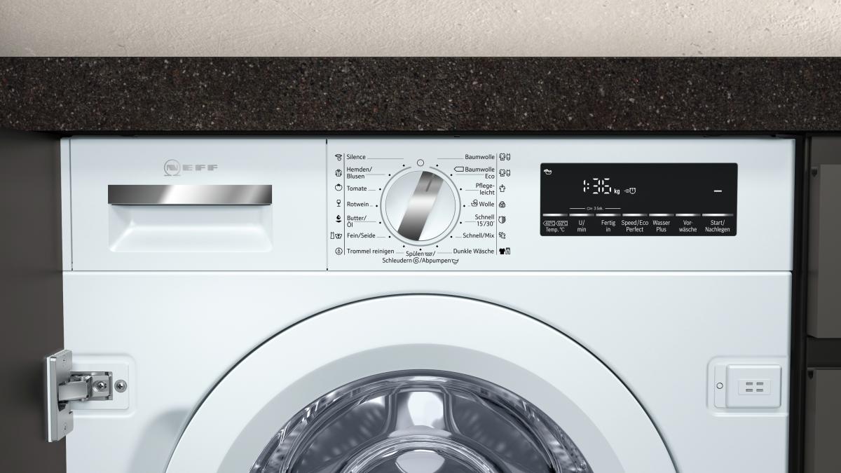 neff wv644 w6440x0 einbau waschmaschine 8 kg eek a 1400 u min g nstig kaufen. Black Bedroom Furniture Sets. Home Design Ideas