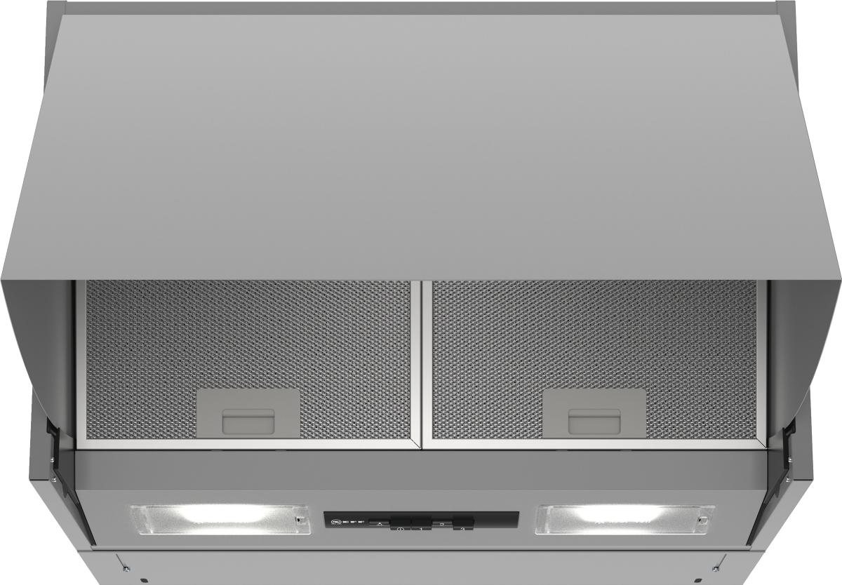 Neff DMAC611X ( D61MAC1X0 ) Zwischenbauhaube silber 60 cm