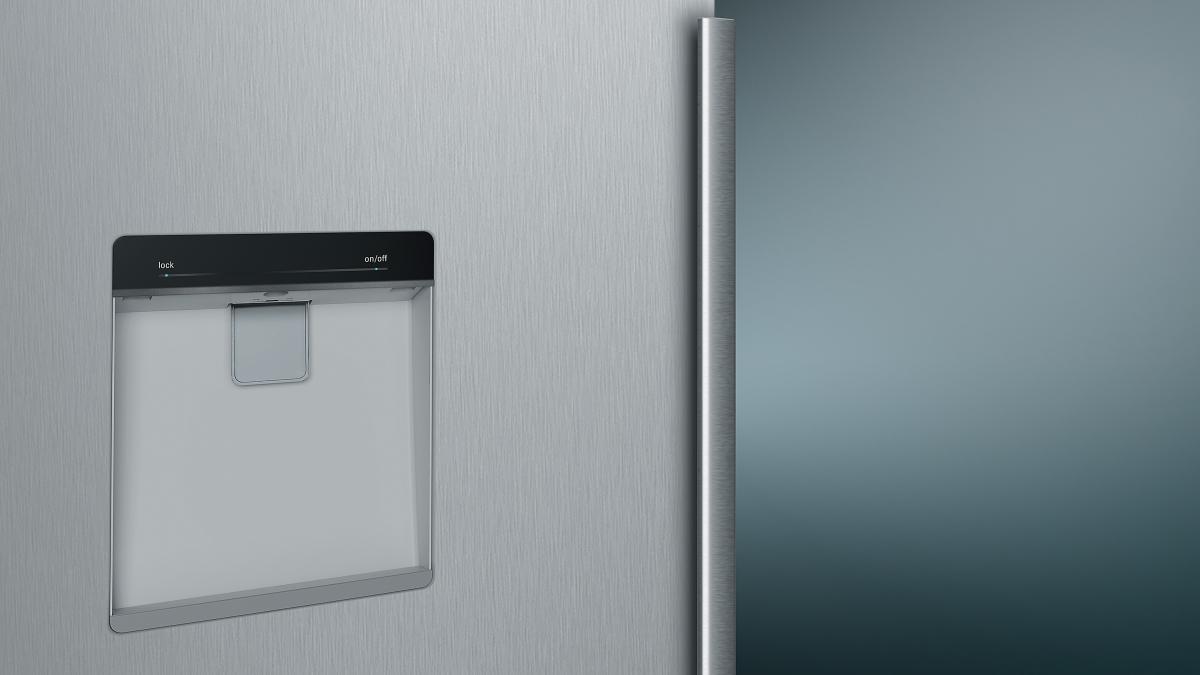 Siemens Unterbau Kühlschrank : Siemens ks wbi p kühlschrank türen edelstahl antifingerprint