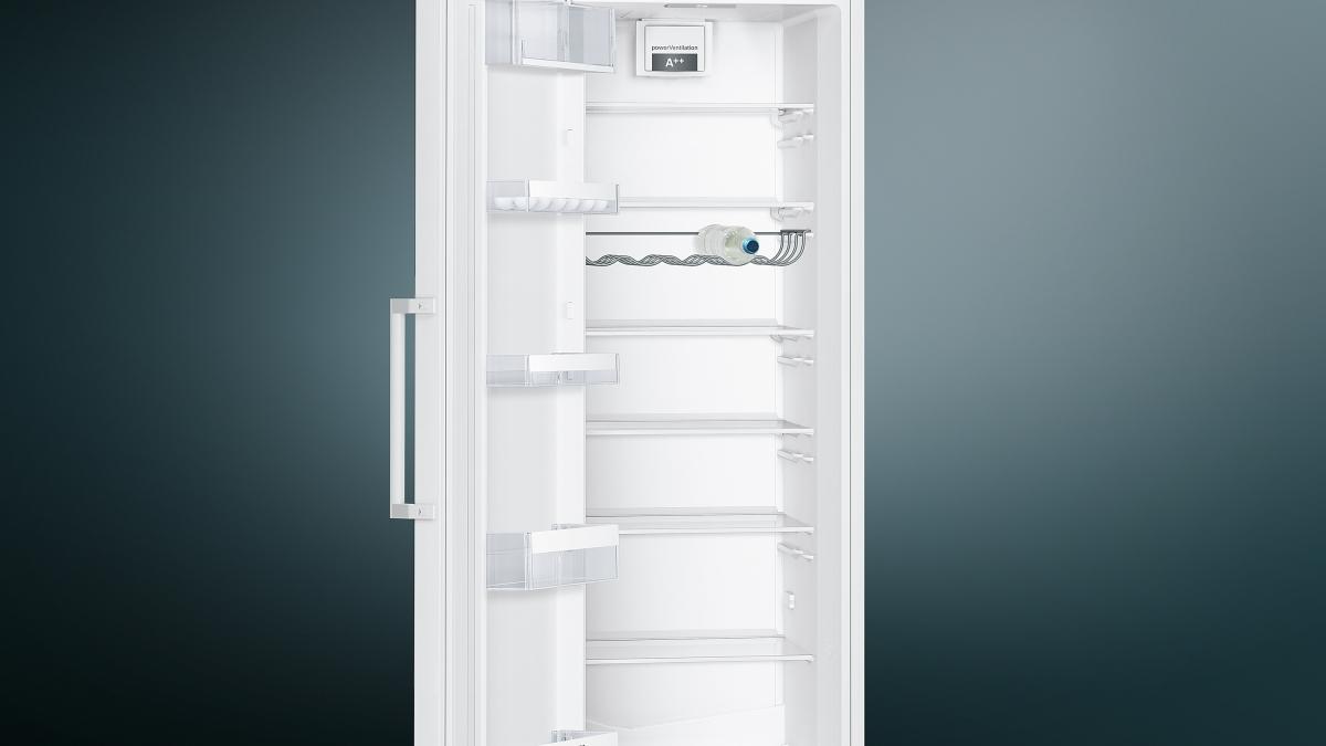 Siemens Kühlschrank In Betrieb Nehmen : Siemens ks vvw p kühlschrank eek a weiß günstig kaufen
