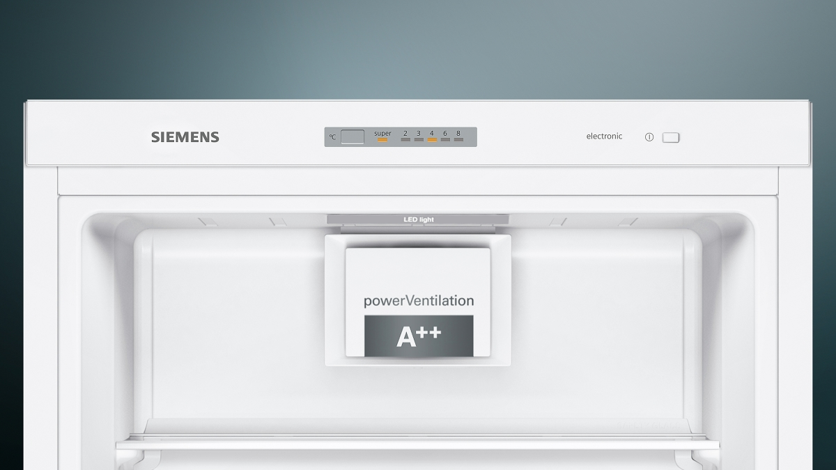 Siemens Kühlschrank Optimale Temperatur : Siemens ks vvw p kühlschrank eek a weiß günstig kaufen