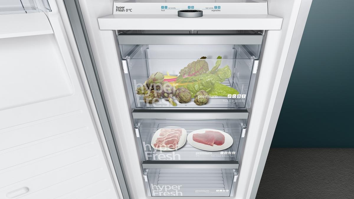 Siemens Kühlschrank Temperatur : Siemens ks fpi p kühlschrank edelstahl antifingerprint eek a