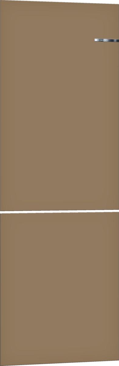Bosch KSZ1AVD10 Kaffeebraun -ZUBEHÖR- Austauschbare Farbfront für Vario Style Kühl-Gefrier-Kombination