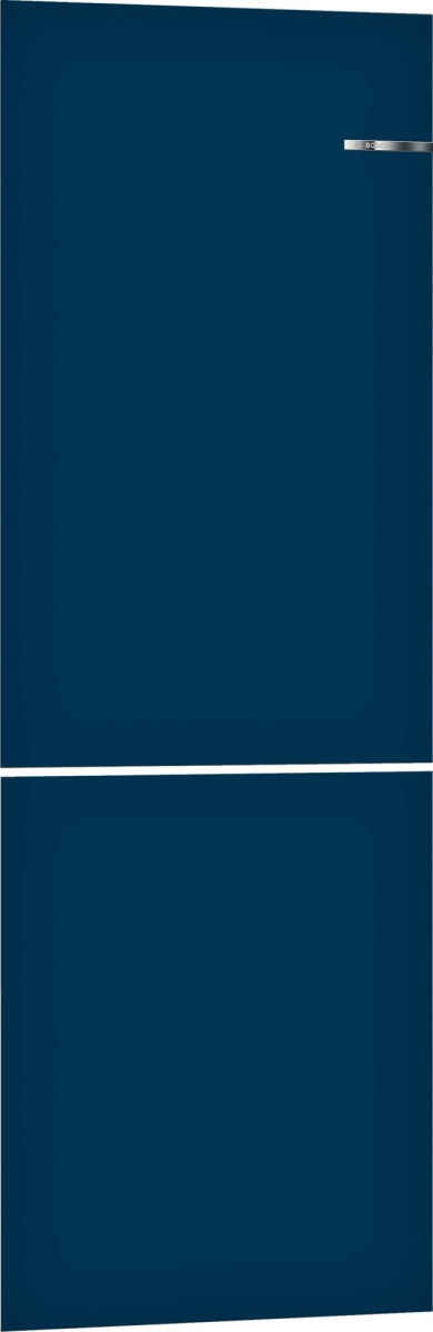 Bosch KSZ1AVN00 Perlnachtblau -ZUBEHÖR- Austauschbare Farbfront für Vario Style Kühl-Gefrier-Kombination