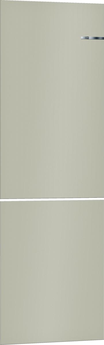 Bosch KSZ1BVK00 Champagner -ZUBEHÖR- Austauschbare Farbfront für Vario Style Kühl-Gefrier-Kombination