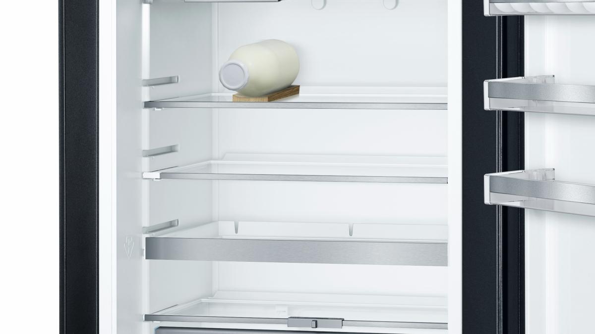 Kühlschrank Mit Kellerfach Bosch : Bosch ksl ab kühlschrank eek a schwarz günstig kaufen