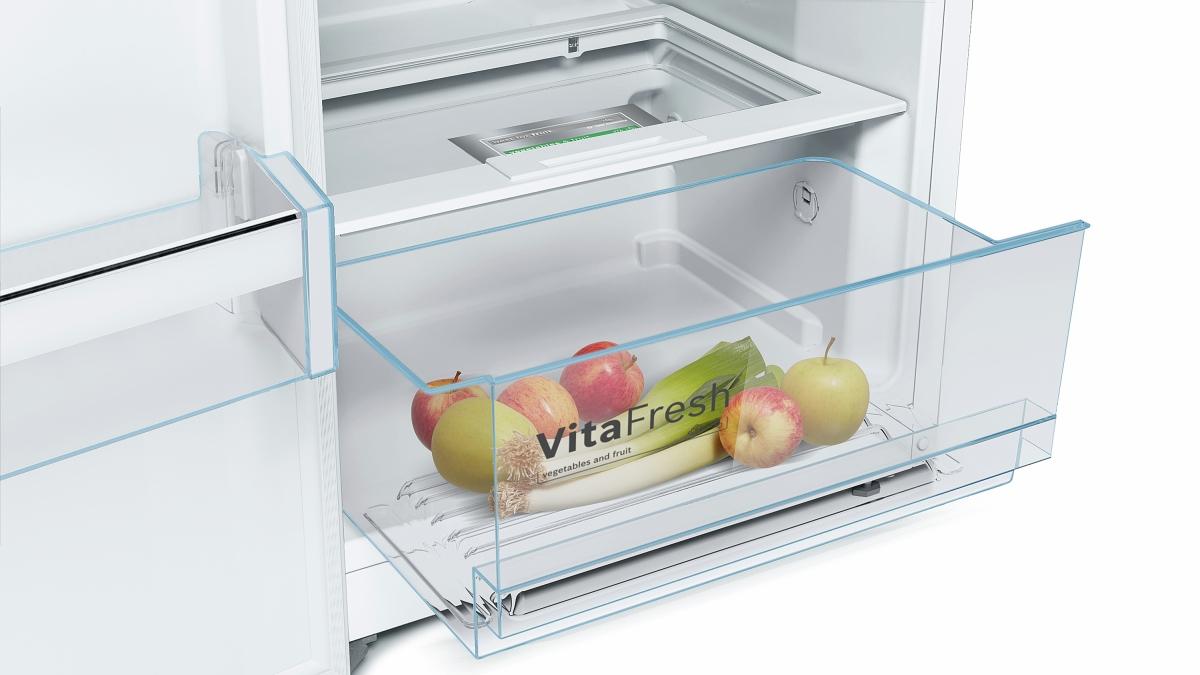 Kühlschrank Xxl Bosch : Bosch ksv vw p standkühlschrank weiß cm nutzinhalt ltr
