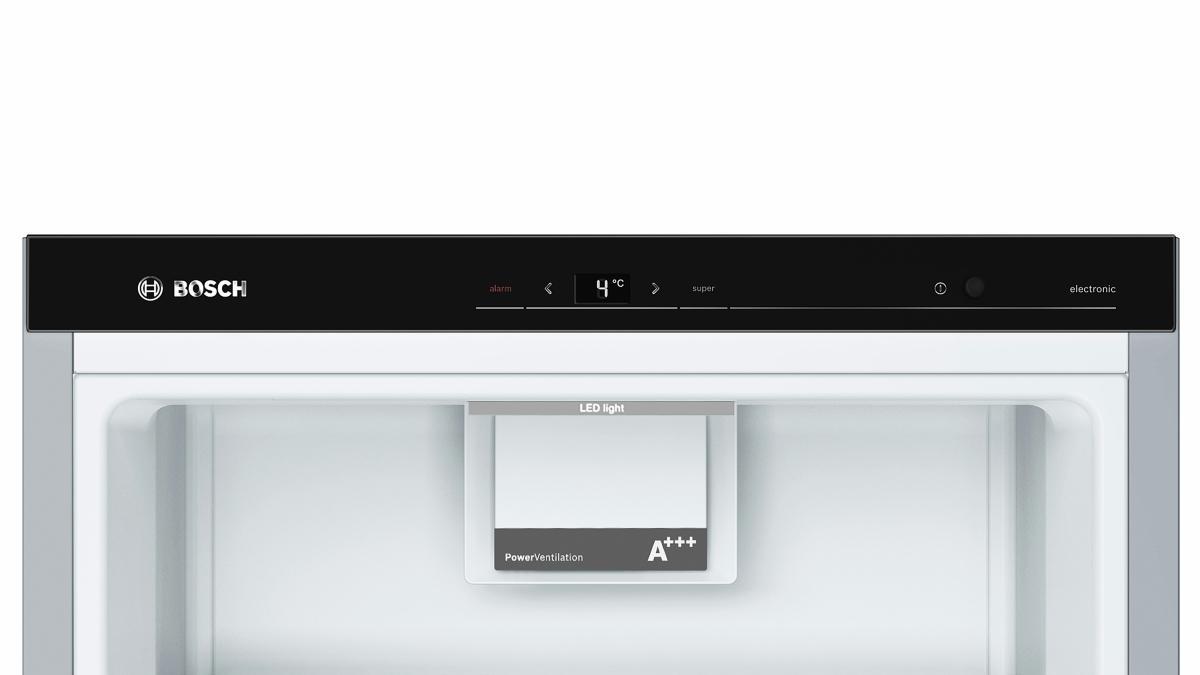 Kühlschrank Mit Kellerfach Bosch : Bosch ksv aw p standkühlschrank cm nutzinhalt ltr weiß