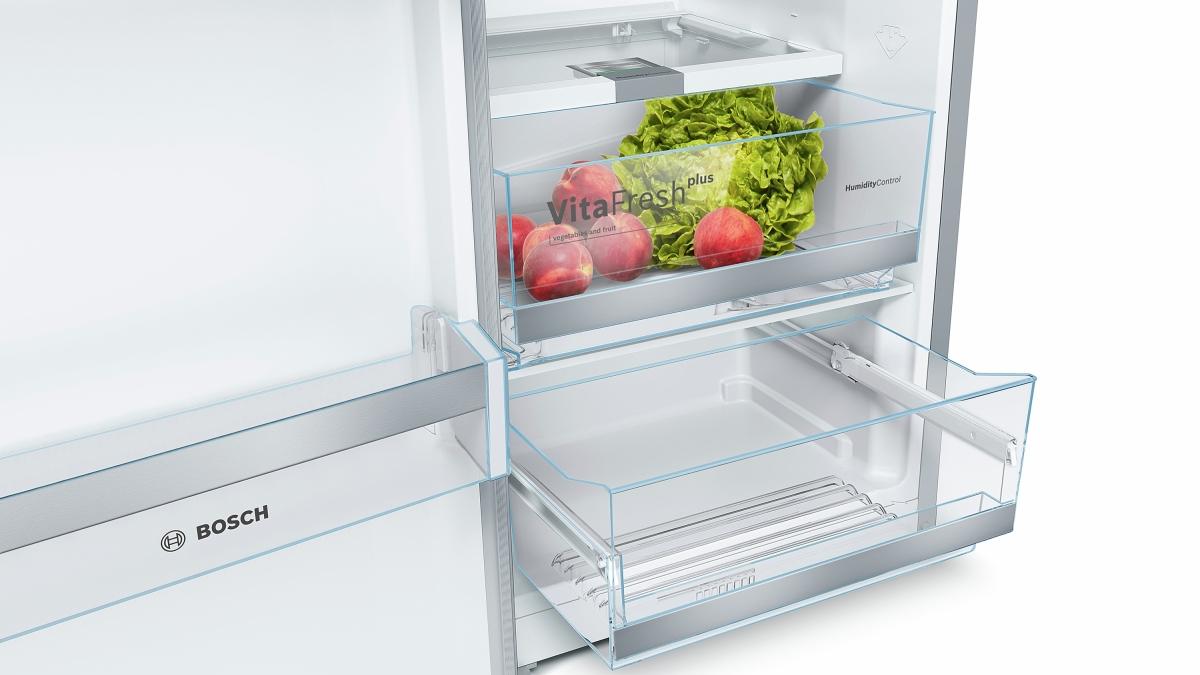 Bosch Kühlschrank Getränkefach : Bosch ksv bi p kühlschrank türen edelstahl mit anti fingerprint