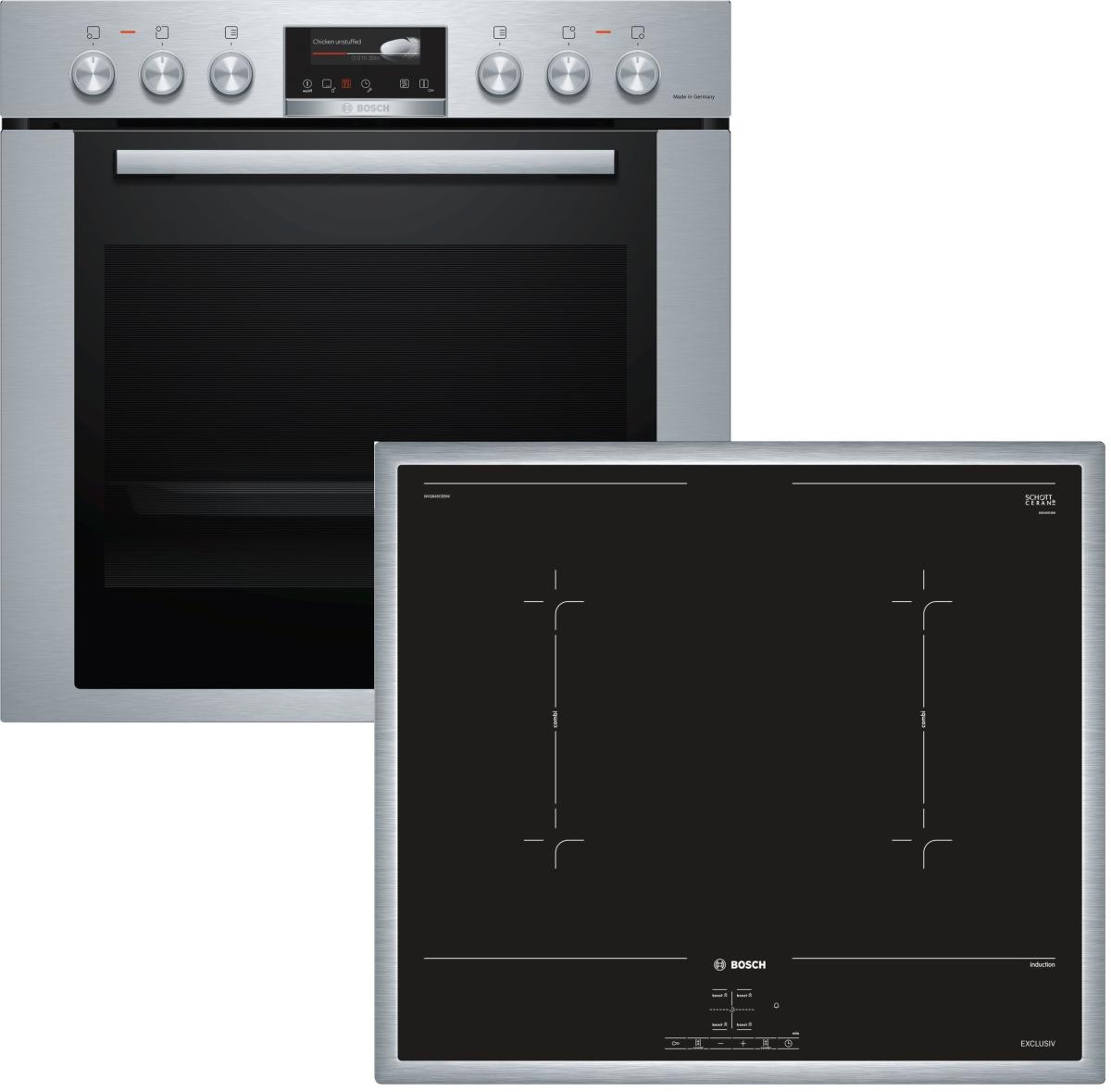 Bosch HND717MS60 ( NVQ645CB5M, HEG319US6 ) EXCLUSIV (MK)