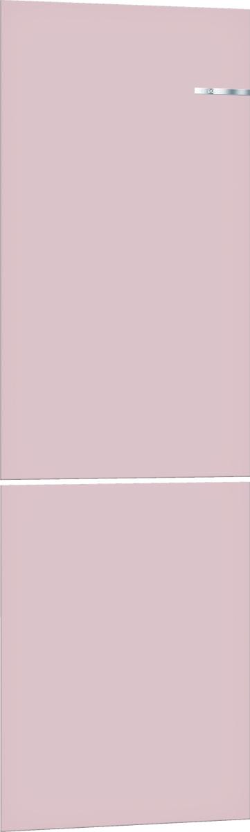 Bosch KSZ1BVP00 Pastellrosè -ZUBEHÖR- Austauschbare Farbfront für Vario Style Kühl-Gefrier-Kombination