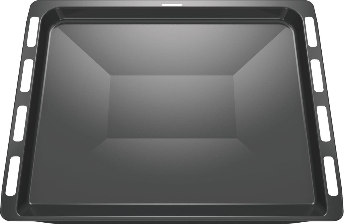 Bosch HEZ431002 Backblech, emailliert, grau