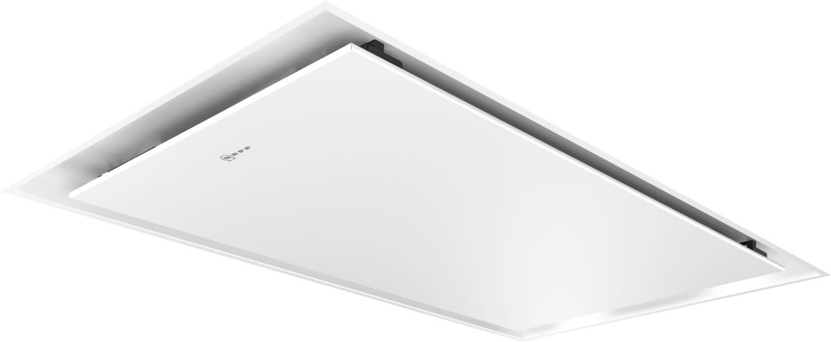 Neff ICAQ956W (I95CAQ6W0) Deckenlüfter90cm weiß HomeConnectDimmfunktion
