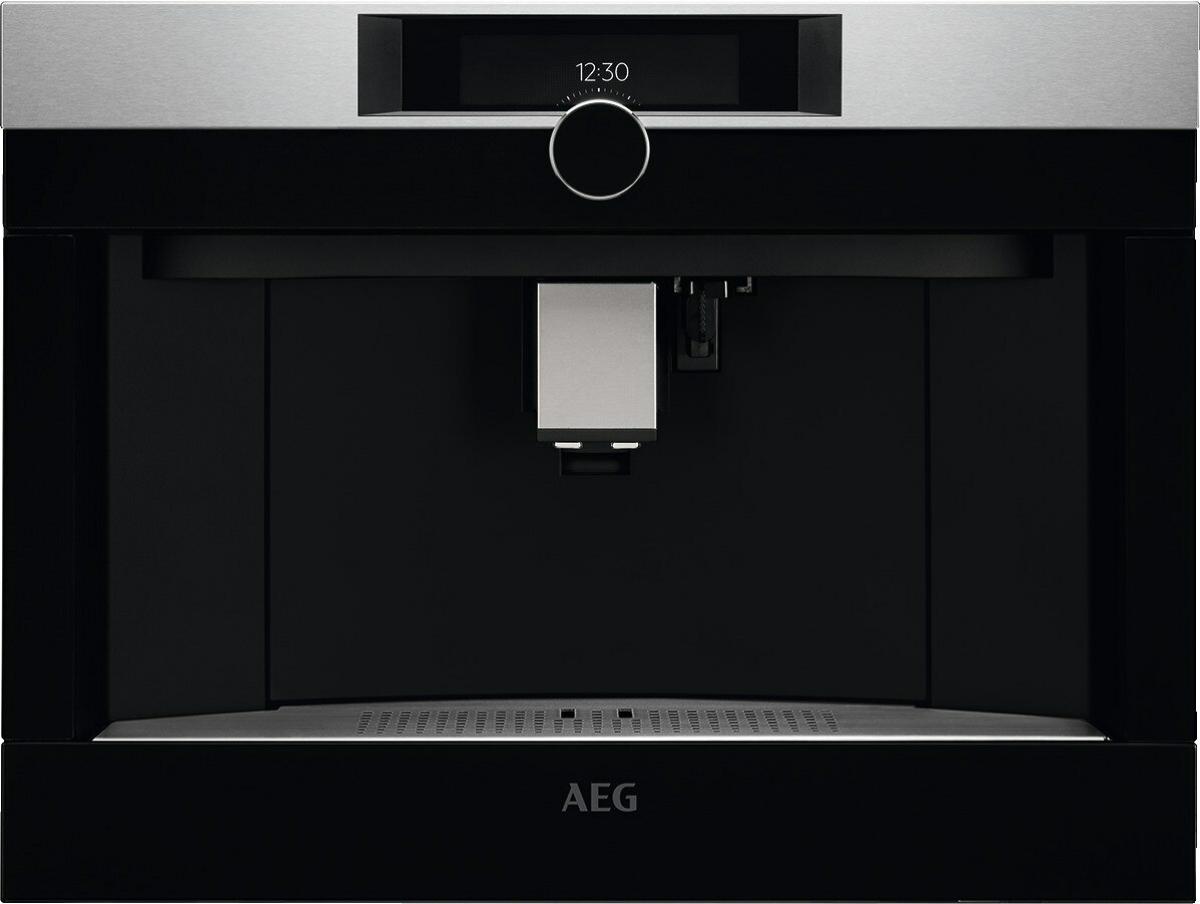 AEG KKK994500M Einbau KaffeevollautomatTFT-Farbdisplay