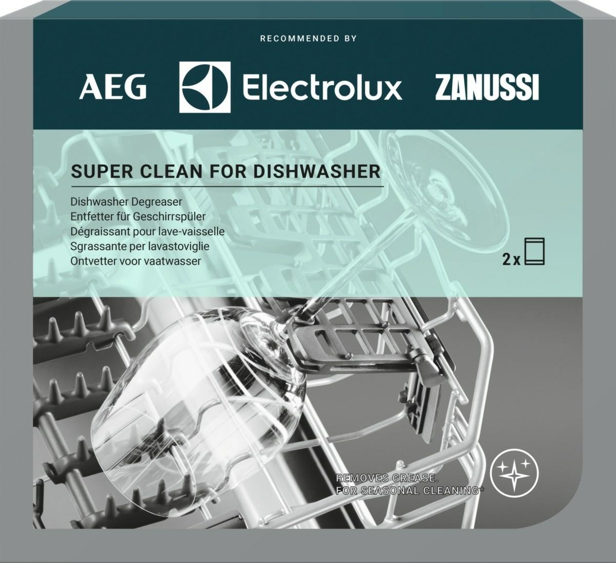 AEG M3DCP200 Entfettungsmittel Geschirrspüler