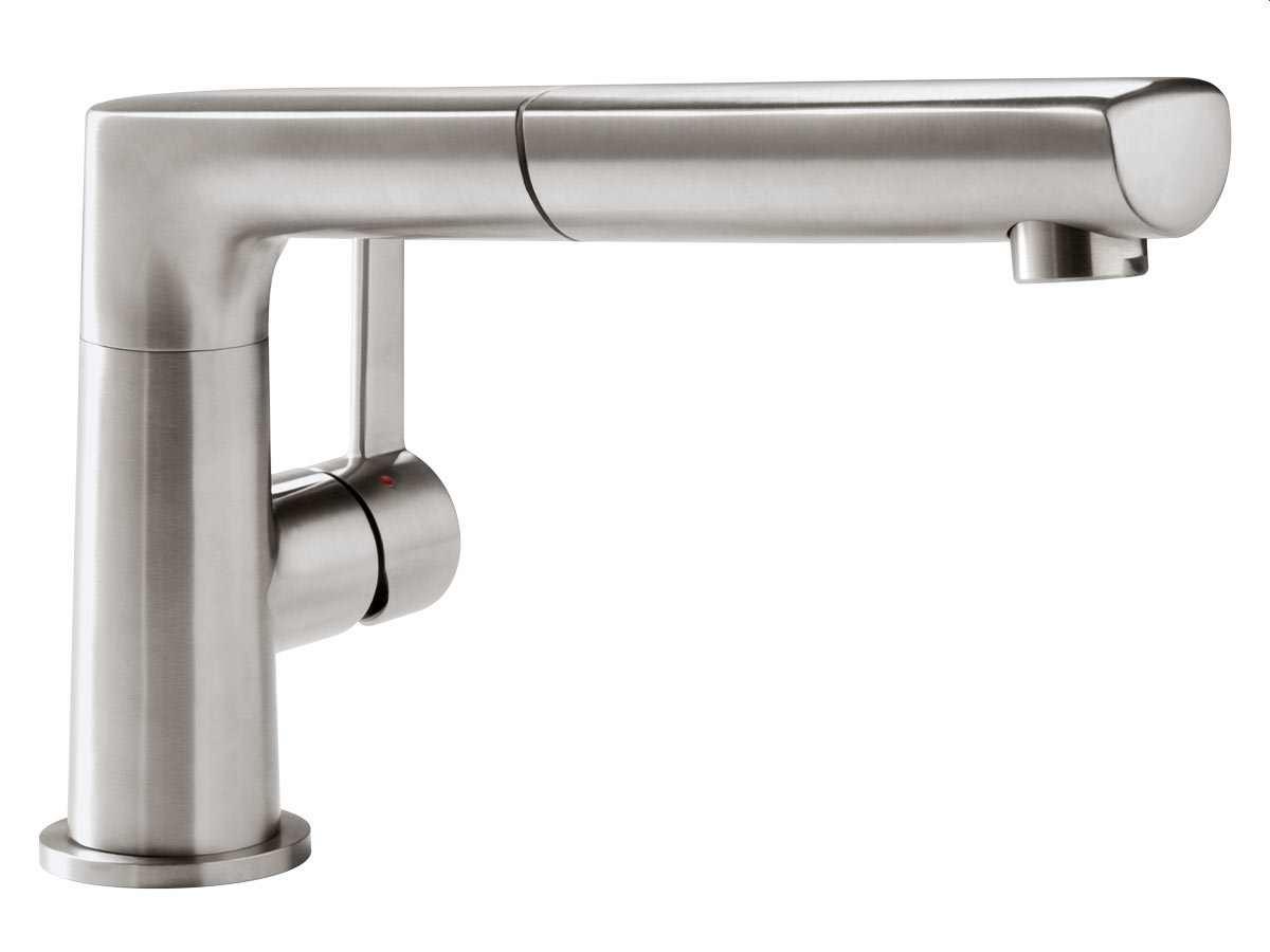 Villeroy & Boch 926800LC Sorano Shower Edelstahl massiv