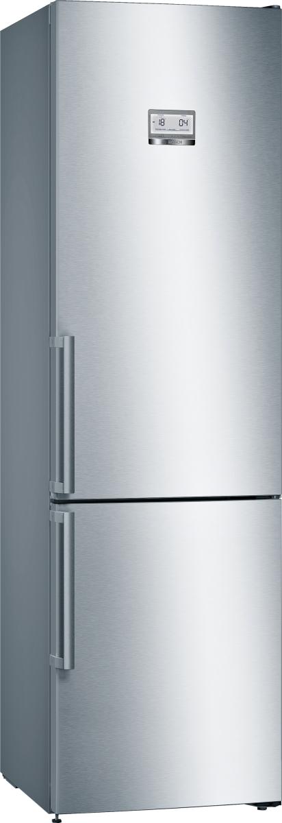 Bosch KGN39AIDR Stand Kühl-Gefrier-Kombination NoFrost 203 x 60 cm, Antifingerprint, VitaFresh plus EEK:D