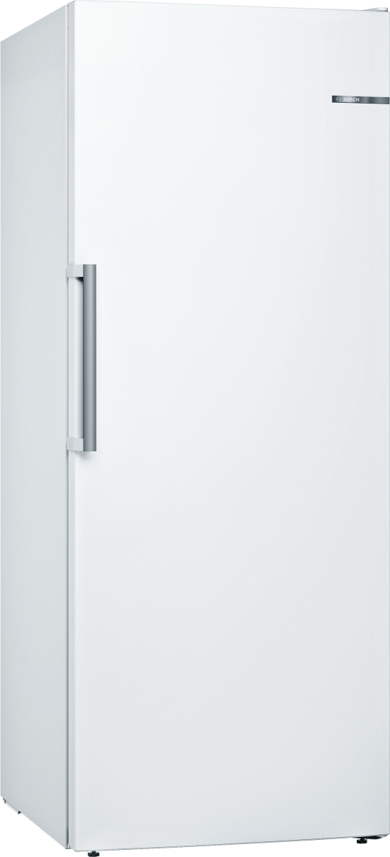 Bosch GSN54AWDV Freistehender Gefrierschrank, 176 x 70 cm, WeissNoFrost + FreshSense