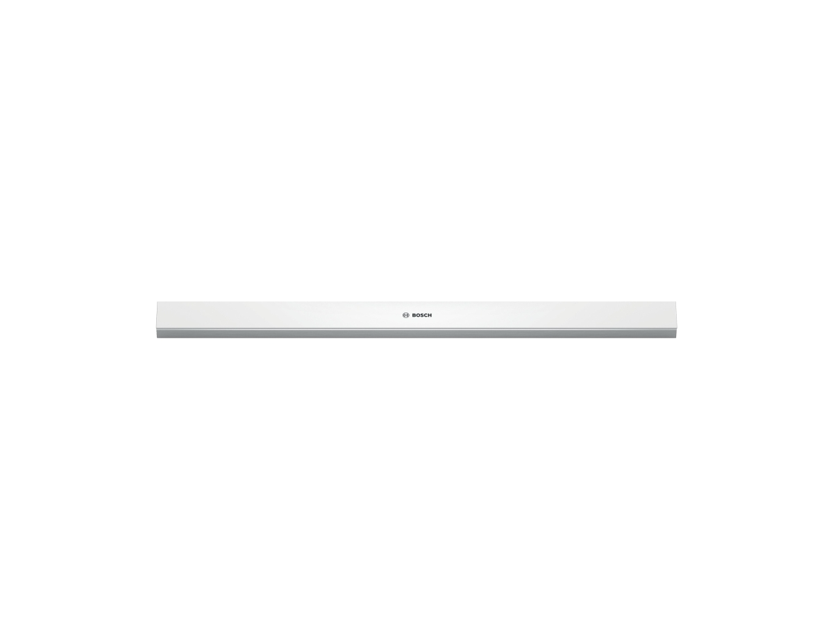Bosch DSZ4682 Griffleiste in weißDunstabzugshauben-Zubehör