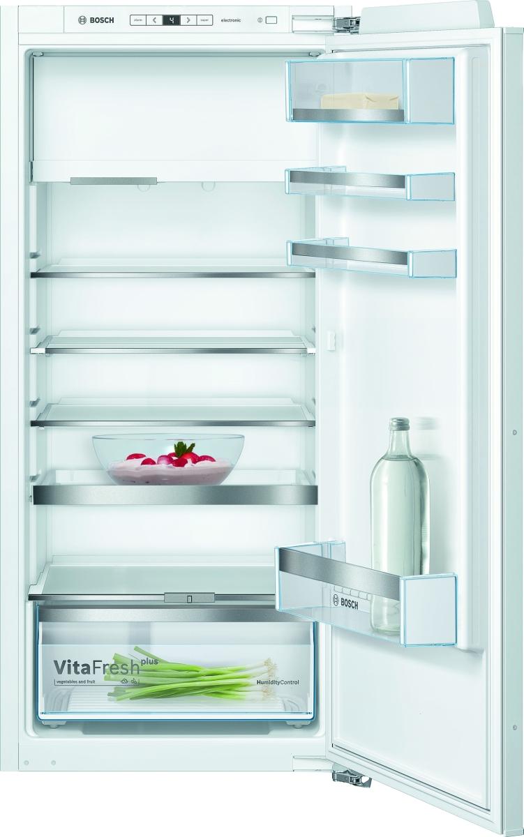Bosch KIL42ADE0 Einbau Kühlschrank mit Gefrierfach 123 cm Nische VitaFreshPlusFreshSense