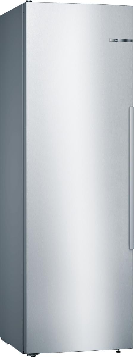 Bosch KSF36PIDP Stand Kühlschrank Edelstahl mit Anti-Fingerprint NoFrost VitaFresh LEDFlexShelf