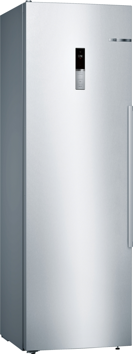Bosch KSV36BIEP Stand Kühlschrank Edelstahl mit Anti-Fingerprint VitaFreshPlusFreshSenseLED