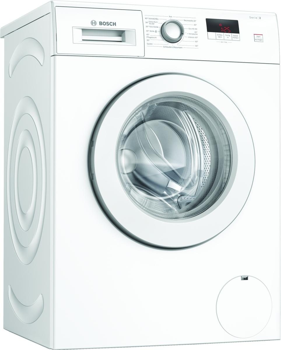 Bosch WAJ28022 Waschmaschine 7 kg SpeedPerfect TouchControl1400 U/Min